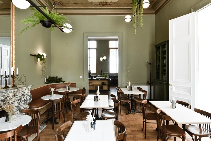Фото №1 - Очарование Франции: ресторан Le Petite Epicerie в Льеже