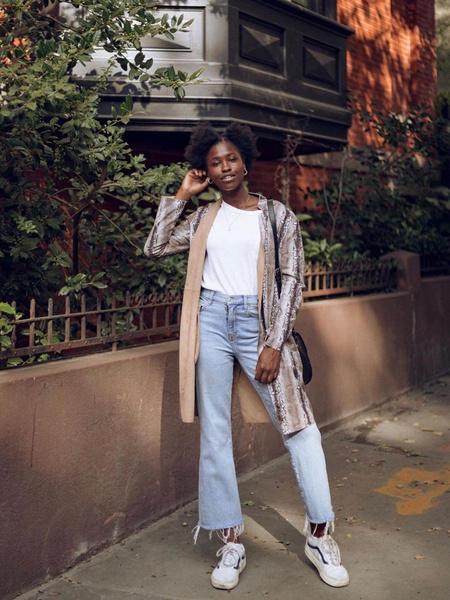 Фото №1 - С чем носить кеды осенью 2020: 10 модных идей