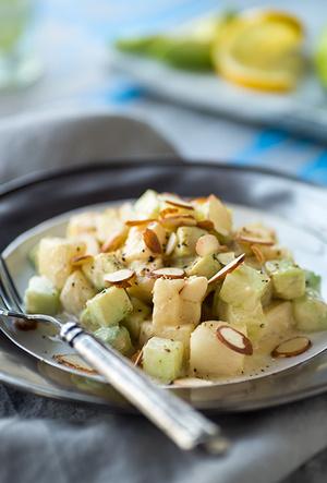 Фото №8 - Лучшие рецепты блюд из авокадо