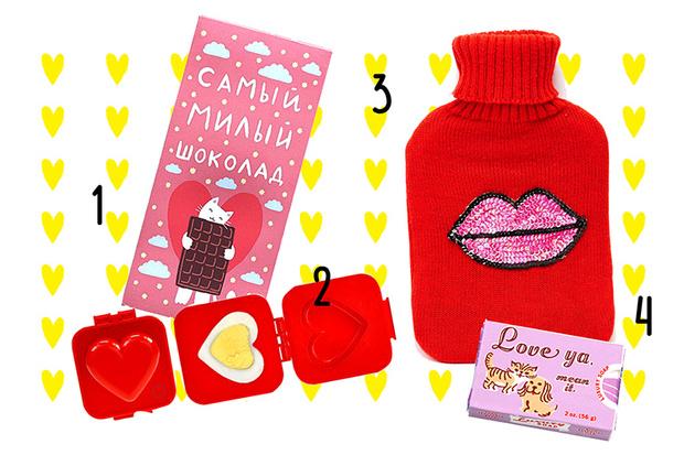 Фото №3 - Топ-10: Подарки на День святого Валентина