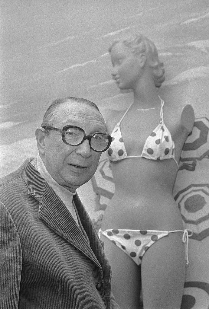 Фото №8 - Купаться разрешается! История женской пляжной моды в 10 фактах о купальниках