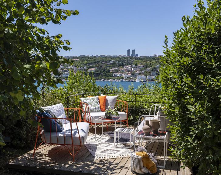 Фото №9 - Дом в Стамбуле для мечтательного молодого человека