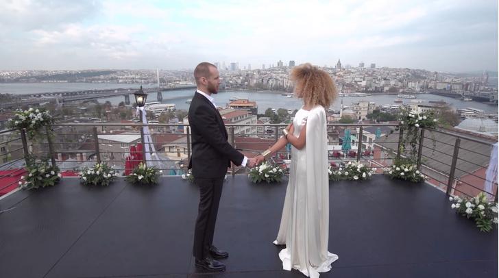 Антон Криворотов и Барбара Пино