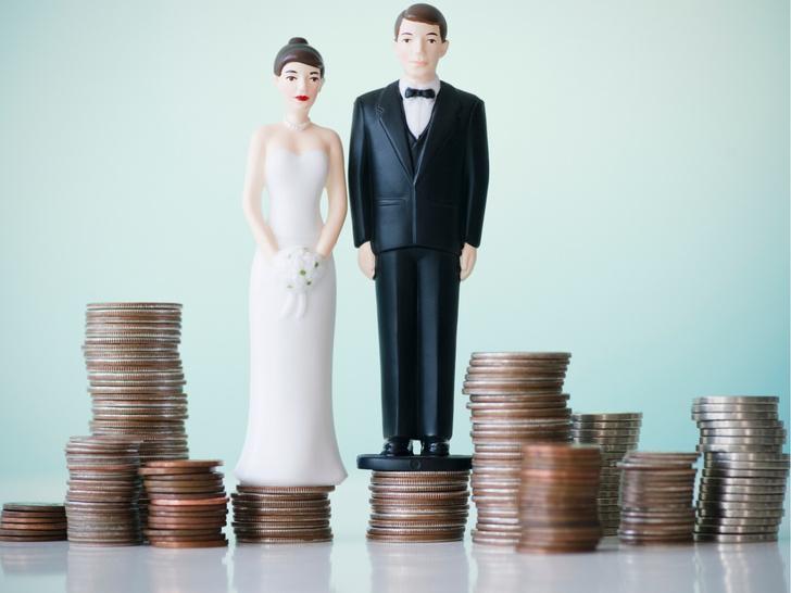 Фото №1 - Брак по расчету: зачем это нужно мужчинам?