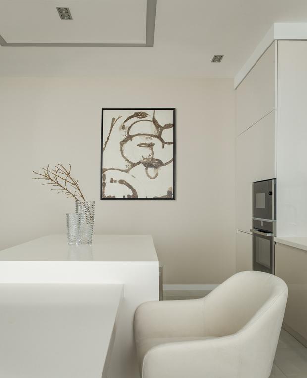 Фото №2 - Квартира 99 м², вдохновленная русским балетом и пирожным «Павлова»