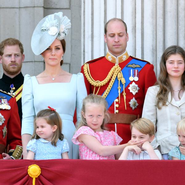 Фото №5 - Кто эта девочка, затмившая принца Джорджа и принцессу Шарлотту