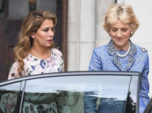 Фото №3 - Принцесса Хайя получила должность в посольстве Иордании