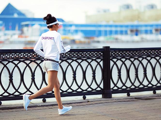 Фото №18 - Zasport: Анастасия Задорина о классной форме, правильных привычках и праве быть собой