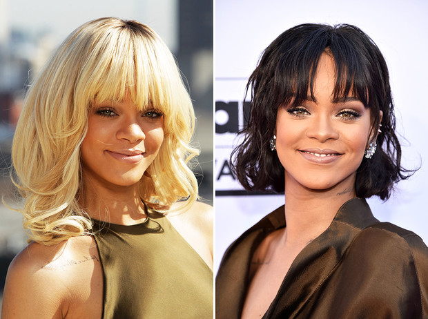 Фото №27 - Блондинка или брюнетка: 30 звездных примеров, чтобы вдохновиться или одуматься