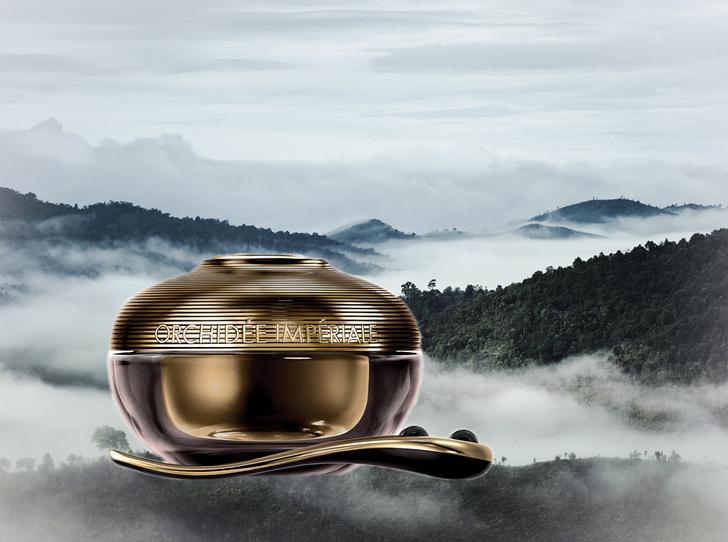Фото №2 - Самые дорогие косметические средства: Orchidee Imperiale от Guerlain