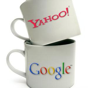 Фото №1 - Yahoo и Google объявили о партнерстве