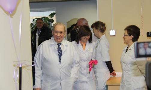 Фото №1 - В Песочном открыли центр радиоизотопной диагностики