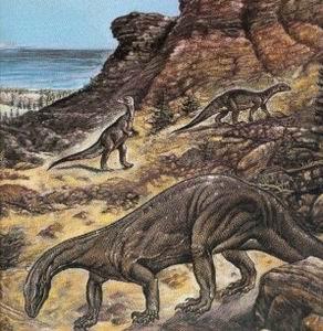 Фото №1 - Найдено самое крупное кладбище динозавров в Европе