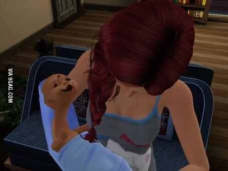 Фото №13 - 25 жизненных и очень смешных мемов по The Sims
