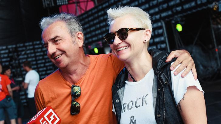 Фото №1 - «Чайф» и Арбенина раскрыли секреты совместного концерта