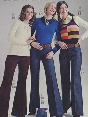 Фото №1 - 6 модных вещей в стиле 70-х