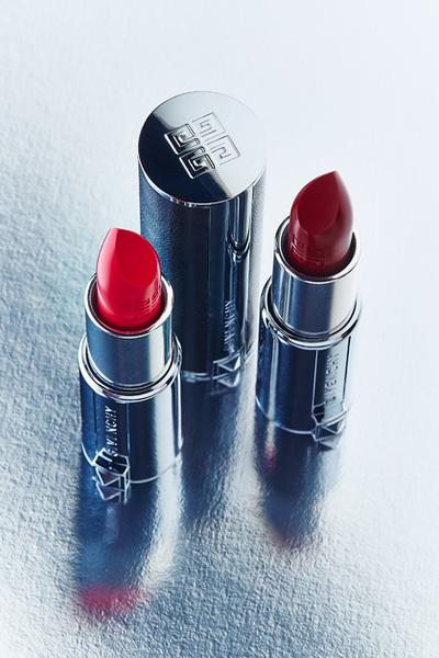 Губная помада Le Rouge, Givenchy.