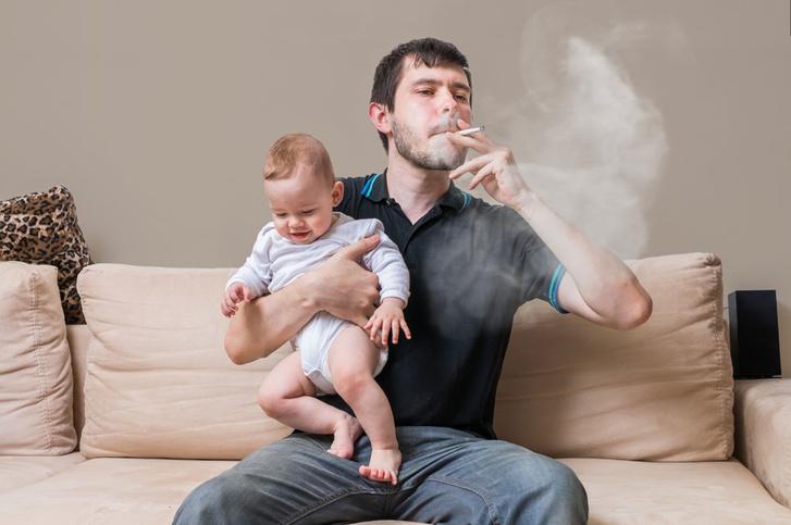 Фото №1 - Ученые рассказали, почему нельзя курить в помещениях