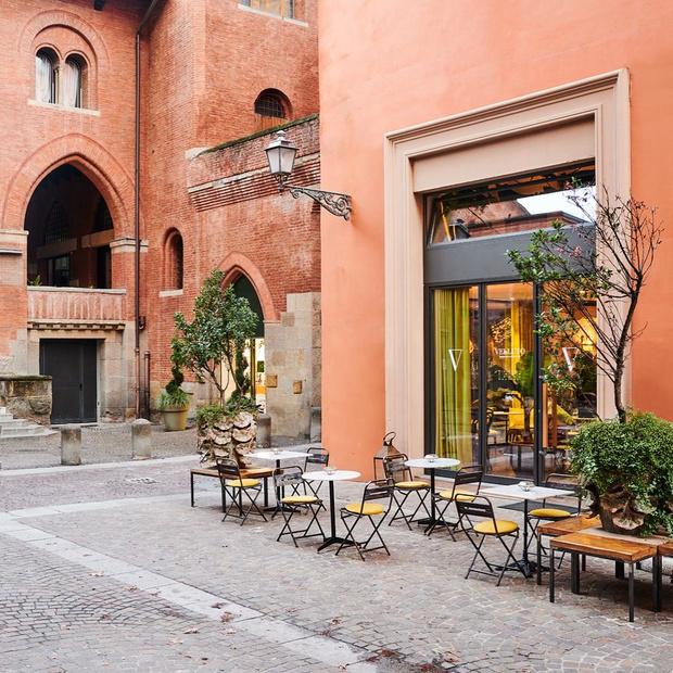 Фото №10 - Velluto Botanique Eclectique: новый коктейль-бар в Болонье
