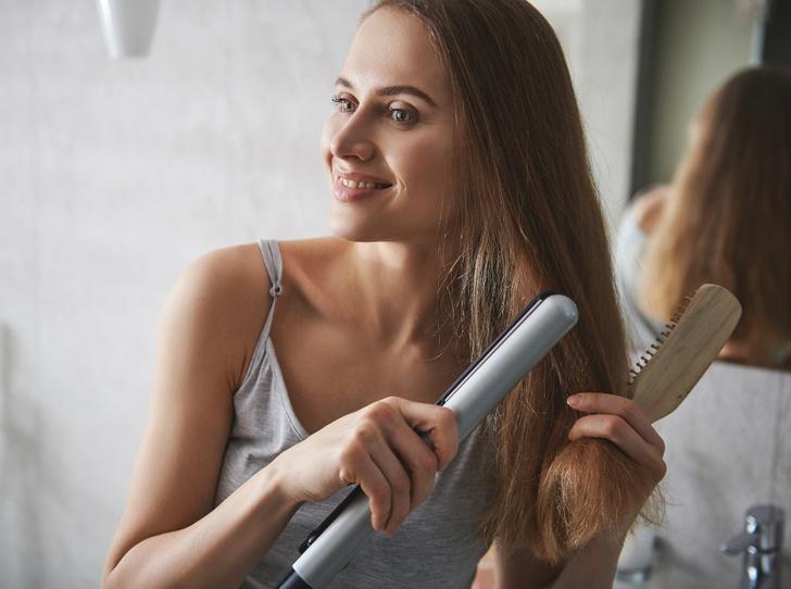 Фото №2 - Миссия выполнима: 5 способов выпрямить волосы без утюжка
