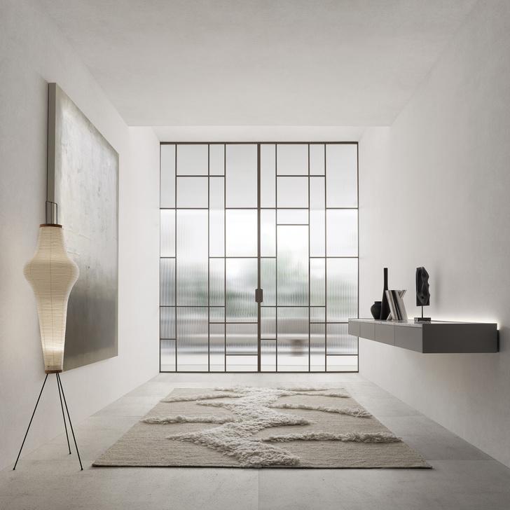 Фото №1 - Maxi: новая коллекция раздвижных дверей Rimadesio