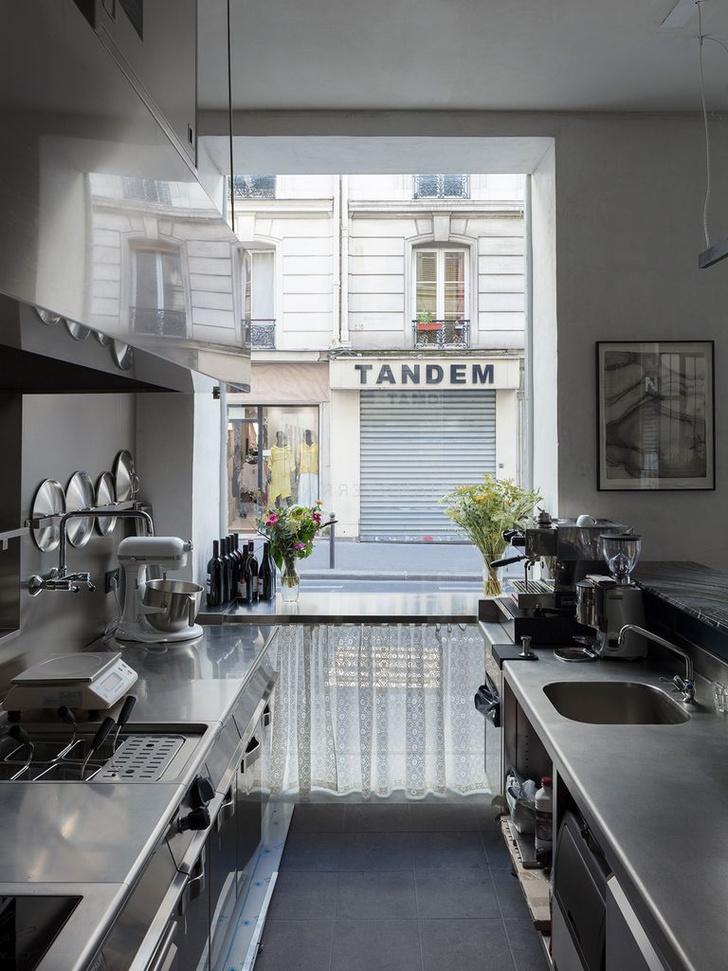 Фото №5 - Итальянский ресторан Pianoterra в Париже