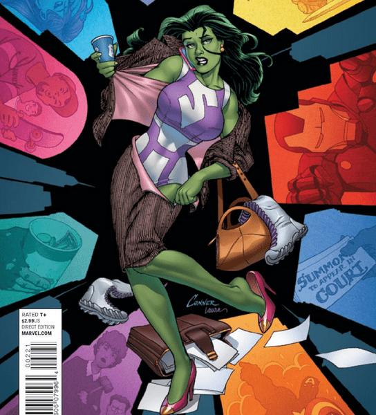 Фото №7 - Girl Power: 10 крутых героинь комиксов, которые не уступают Харли Квинн