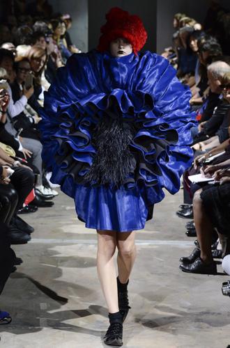 Фото №33 - Королева сюра: Рей Кавакубо как главная причина следить за MET Gala 2017
