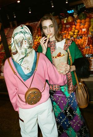 Фото №3 - 15 вещей из коллаборации Gucci и Aizel, которые можно приобрести в «Депо»
