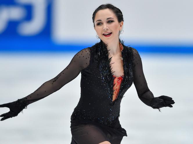 Фото №17 - Новые принцессы льда: самые перспективные российские фигуристки-одиночницы