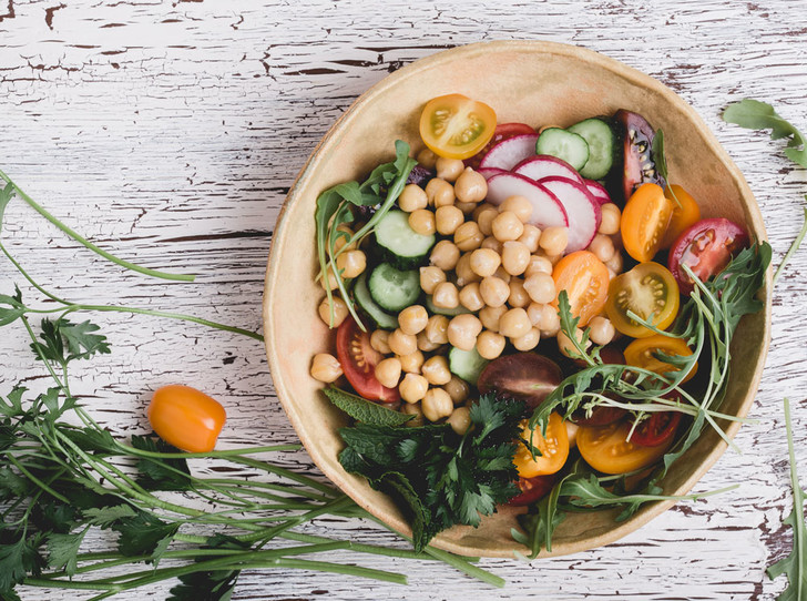 Фото №2 - 8 причин, почему вам стоит попробовать вегетарианство