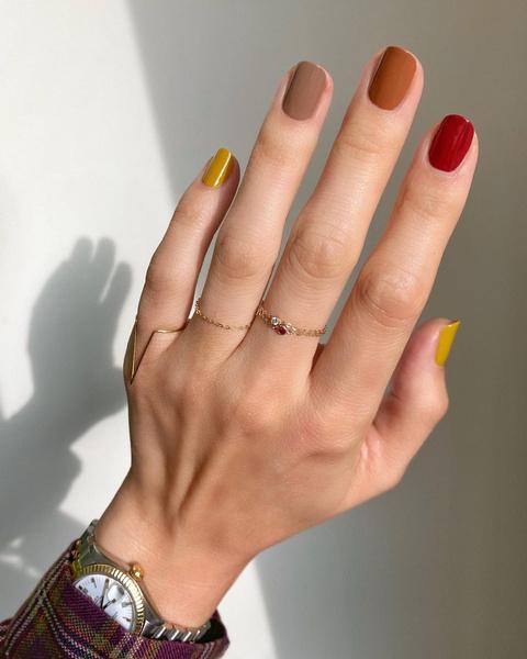 Фото №1 - Квадратные, овальные или миндаль: как выбрать идеальную форму ногтей