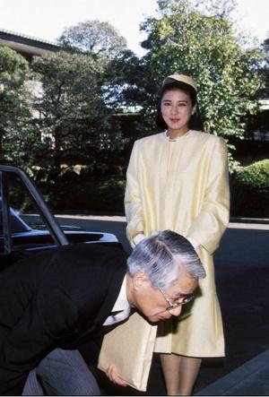 Фото №3 - Королевская свадьба по-японски: как женился наследник Хризантемового трона