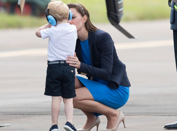 Фото №8 - Воспитание королей: что можно и что нельзя Джорджу, Шарлотте и Луи Кембриджским