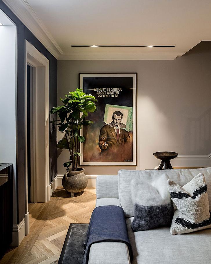 Фото №17 - Таунхаус в неоклассическом стиле с яркими деталями в Ноттинг-Хилл