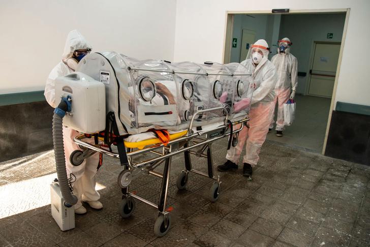 Фото №1 - Очевидец о коронавирусе в Италии: «Мы переживаем войну, и смерть стала лишь новостью»