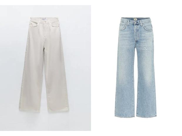 Фото №2 - Три актуальные модели джинсов, которые идут всем