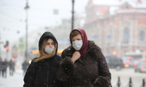 Фото №1 - В Петербурге заболеваемость гриппом и ОРВИ на предэпидемическом уровне