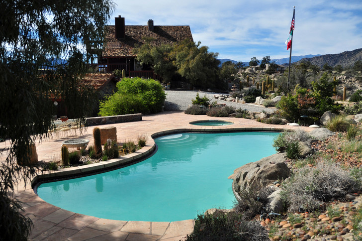 Фото №3 - В Калифорнии продается бывший дом Фрэнка Синатры