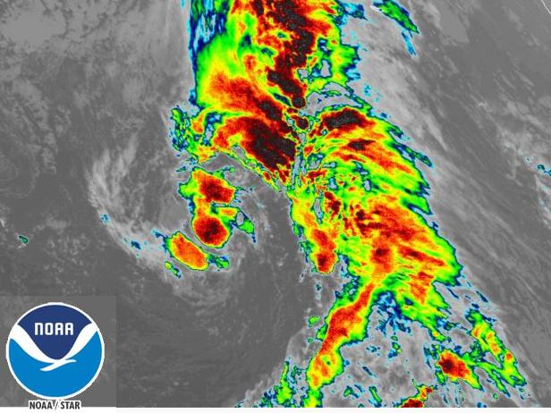 Фото №1 - В Атлантике зафиксирован рекорд по числу ураганов