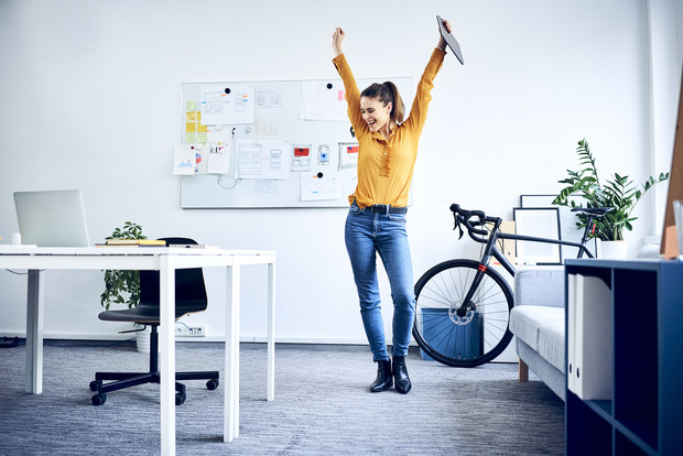 Фото №1 - 7 советов, как избежать конфликтов и зависти коллег, если вас повысили