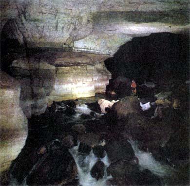 Фото №3 - Пороги подземной реки