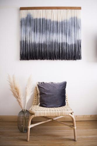 Фото №5 - Новые имена: текстильные панно Дарьи Горн