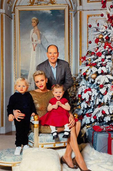 Фото №8 - Самые трогательные рождественские королевские открытки прошлых лет