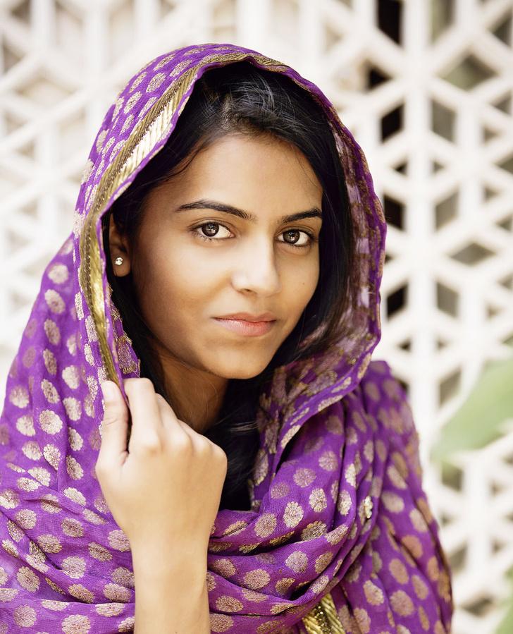 Фото №1 - Мисс мира: Индия. Красива, как слон