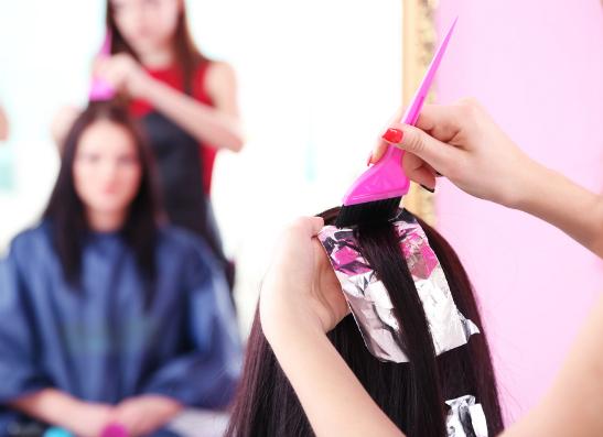 Фото №3 - Как вернуть естественный цвет волос