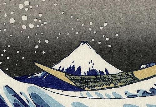 Фото №2 - Культурный код: 7 загадок самой известной волны в японском искусстве
