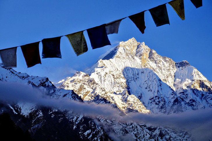 Фото №11 - Гора на плечах: кто несет вещи покорителей Эвереста