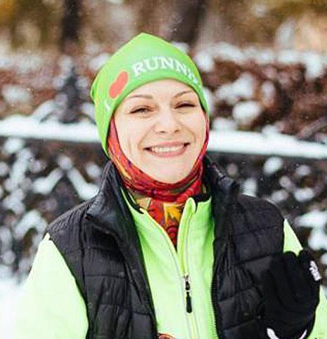Людмила Корякова, организатор проекта «Проект XS», фото