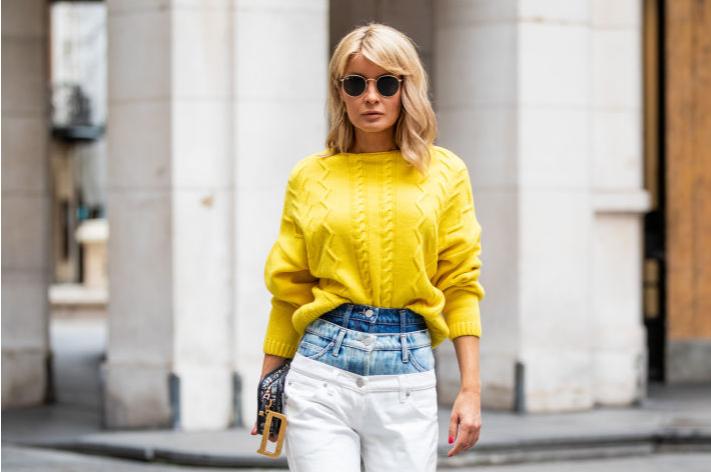 Фото №4 - Может ли одежда ярких цветов сделать вас счастливее
